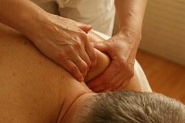 massage cervial